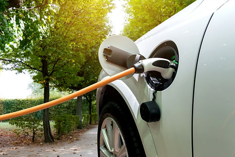 Seron Electrical Services electric vehicle charge point and OLEV grant