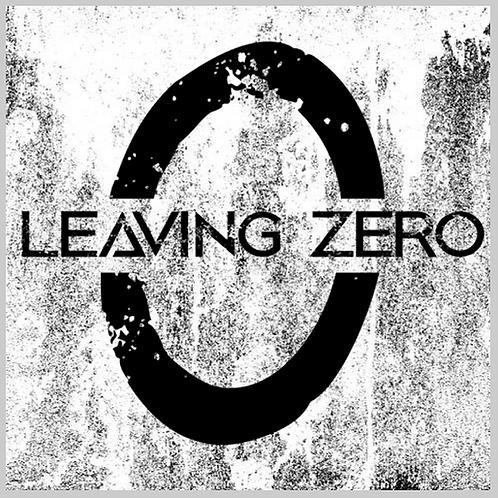 Leaving Zero Sticker