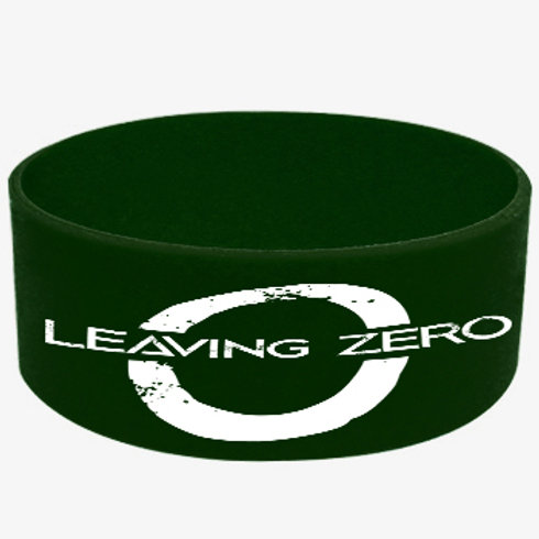 Leaving Zero Big Wristbands