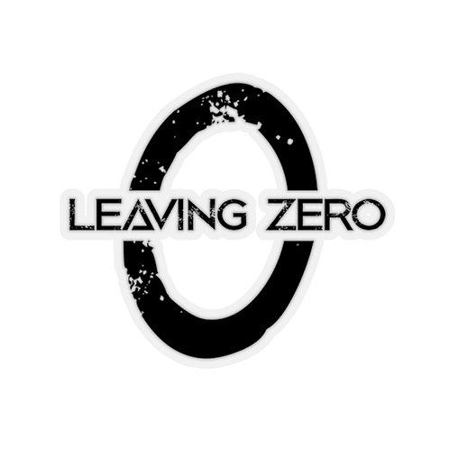 Leaving Zero Decal