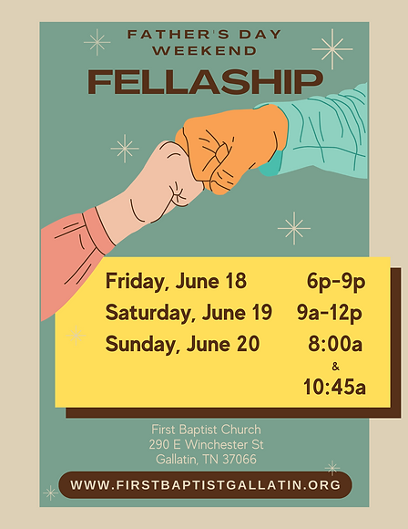 Fellaship, Juneteenth, Fourth of July.pn