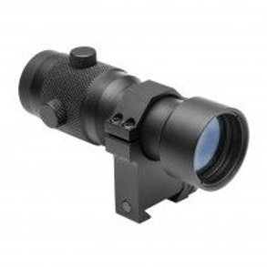 3X MAGNIFIER WITH RB24 30MM RING