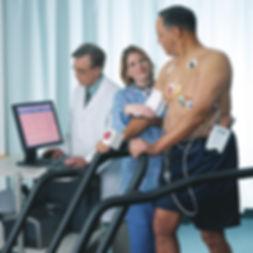 treadmill stress testing