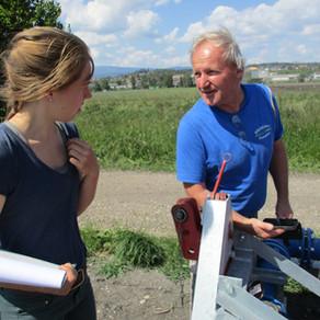 Nachhaltiger Umgang mit den Ressourcen Wasser und Boden im Drei-Seen-Gebiet (Berner Seeland)