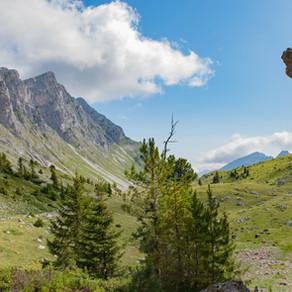 Naturparkstationen Berner Pärke