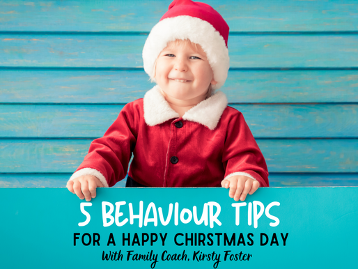 5 Behaviour Tips for a Happy Christmas Day