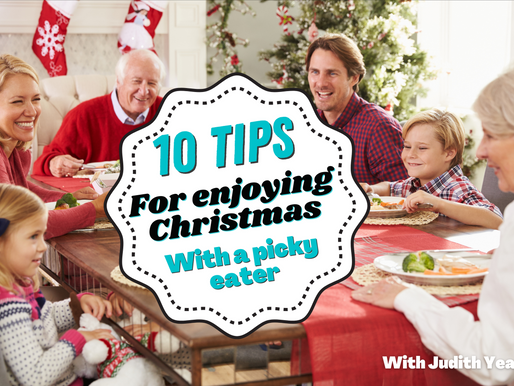 10 Tips for Enjoying Christmas with a Picky Eater