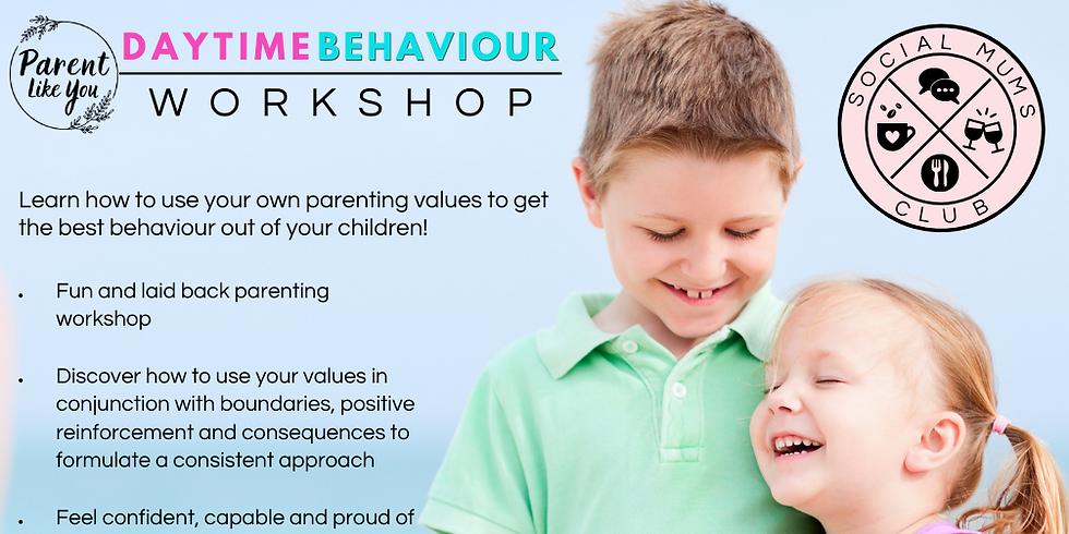 Daytime Behaviour Workshop