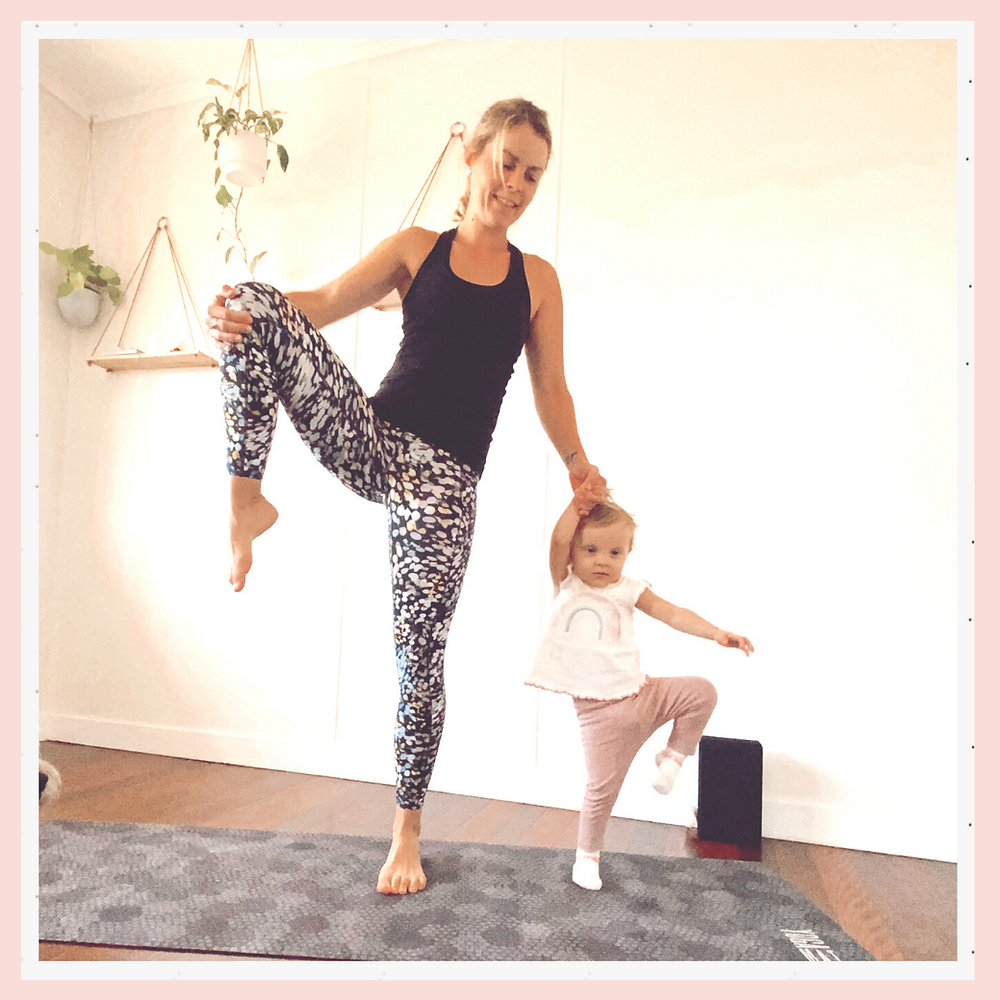 Yoga can help you on you parenting journey