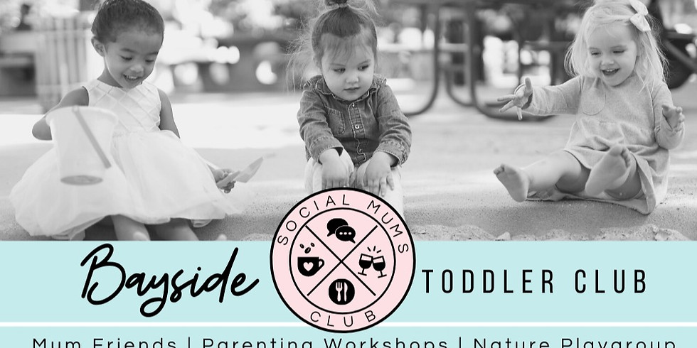 WEDNESDAY - Bayside Toddler Club