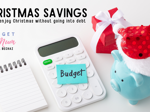 Christmas Savings - How to enjoy Christmas without going into debt