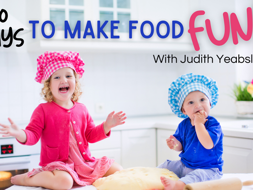 20 ways to make food fun for a picky eater