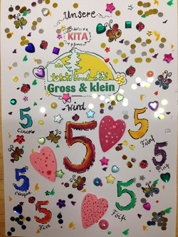 Geburtstag - KiTa Gross & klein