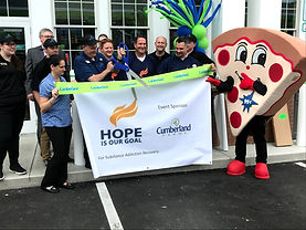 Hope Is Our Goal Cumberland Farms Openin