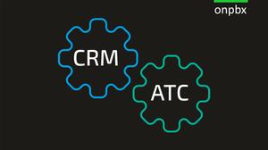 Интеграция виртуальной АТС с CRM
