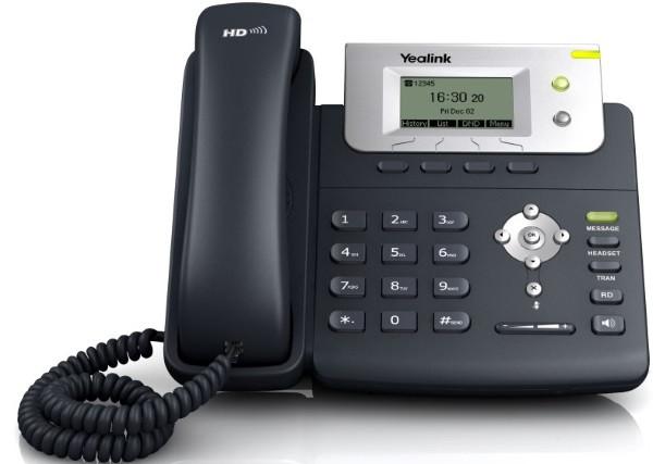 Проводной телефон Yealink SIP-T21
