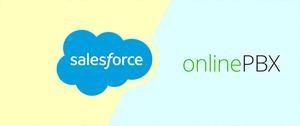 Интеграция salesfors и onlinepbx