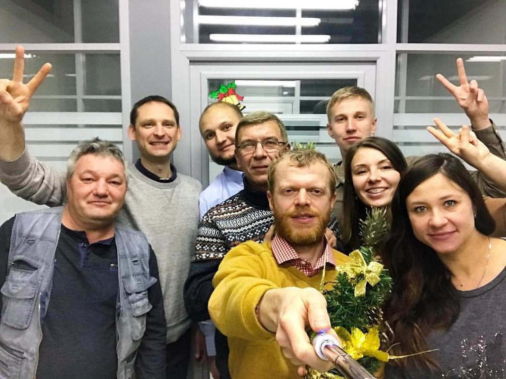 команда Екатерины Корягиной