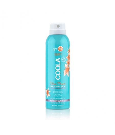 COOLA SPF 30 Sunscreen Spray - Citrus Mimosa