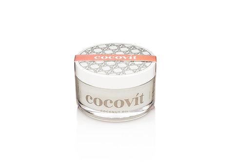 Cocovit Coconut Oil - 3.3 oz.