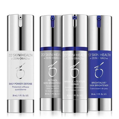 ZO Skin Health Skin Brightening Program + Texture Repair