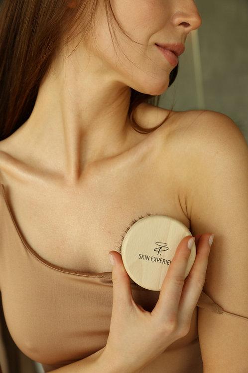 JAMAJKA szczotka do masażu szyi, biustu i dekoltu