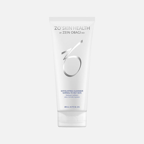 ZO Skin Health Exfoliating Cleanser Normal to Oily Skin