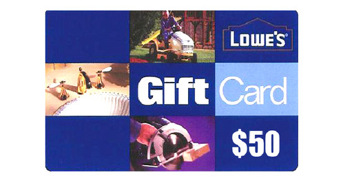 LOWES GIFT CARD 100$ | Discounted gift cards - major retailers ...