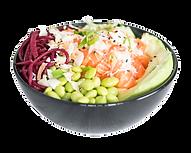 Healthy Salmon Poke Bowl