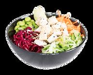 Vegan and Vegetarian Friendly Tofu Poke Bowl