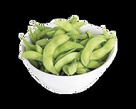 Healthy Salted Edamame Beans