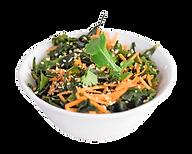 Healhy Wakame Seaweed Salad