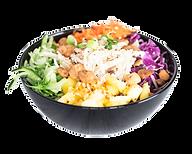 Healthy Chicken Poke Bowl
