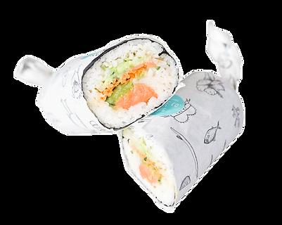 Poke Sushi Burrito