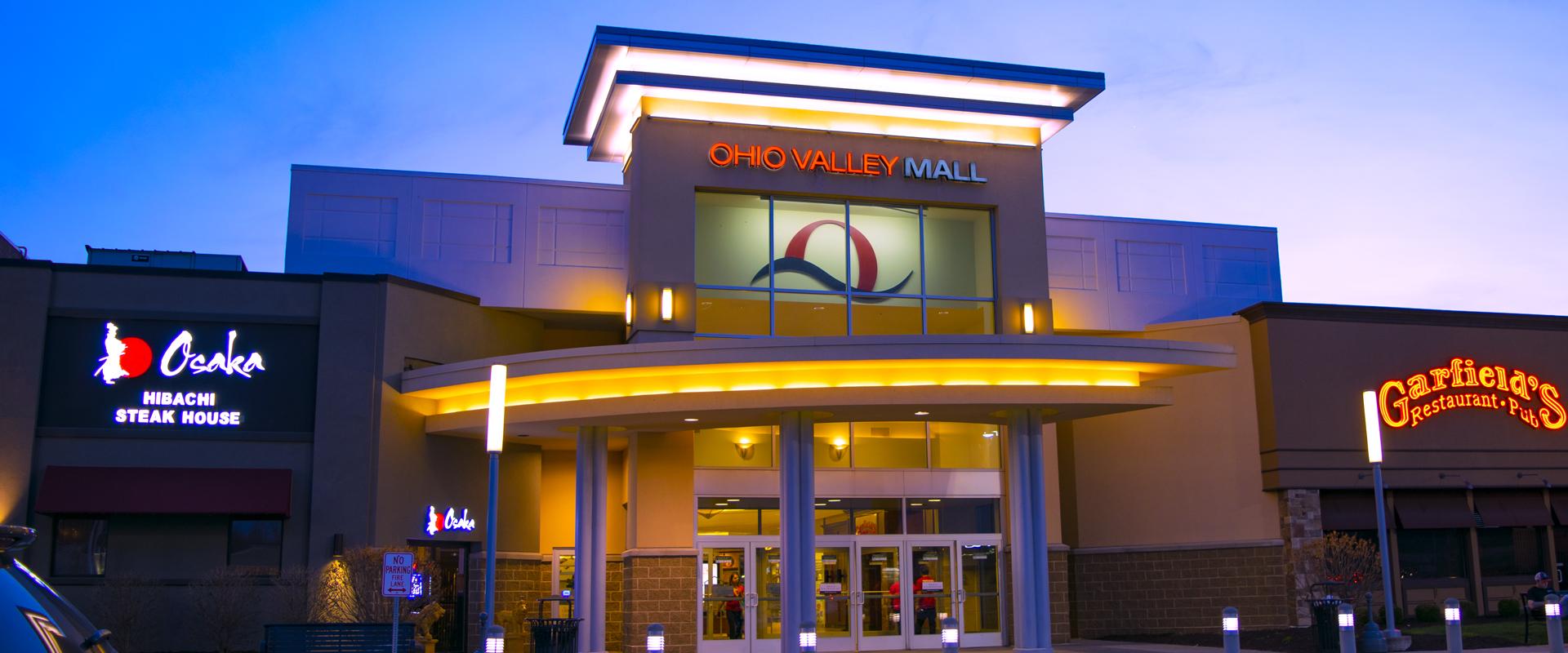 Bitcoin ATM inside Ohio Valley Mall