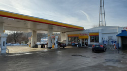 Bitcoin ATM inside Shell Gas
