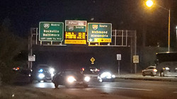 Shell Gas near highway