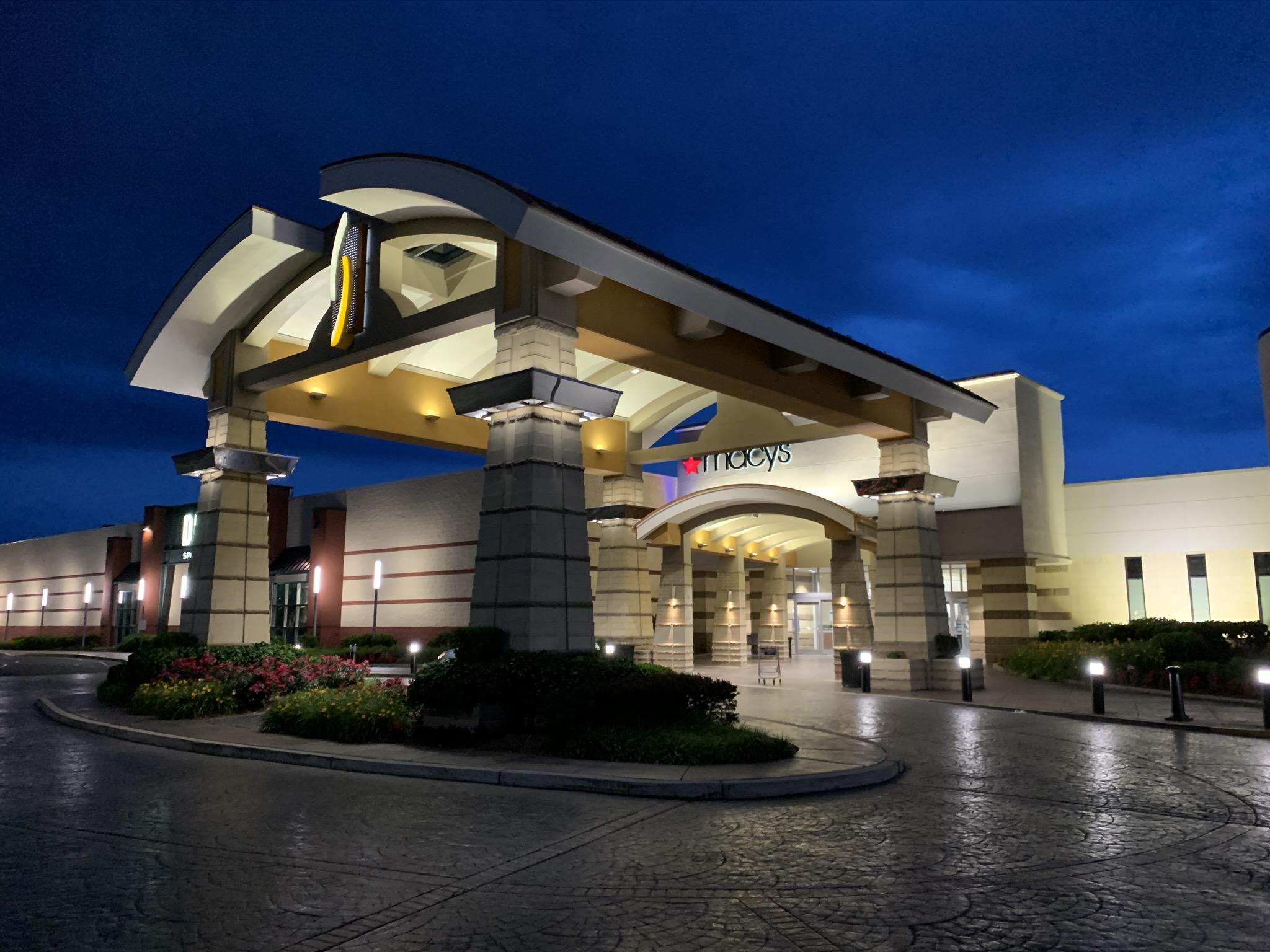 Bitcoin ATM inside Mall