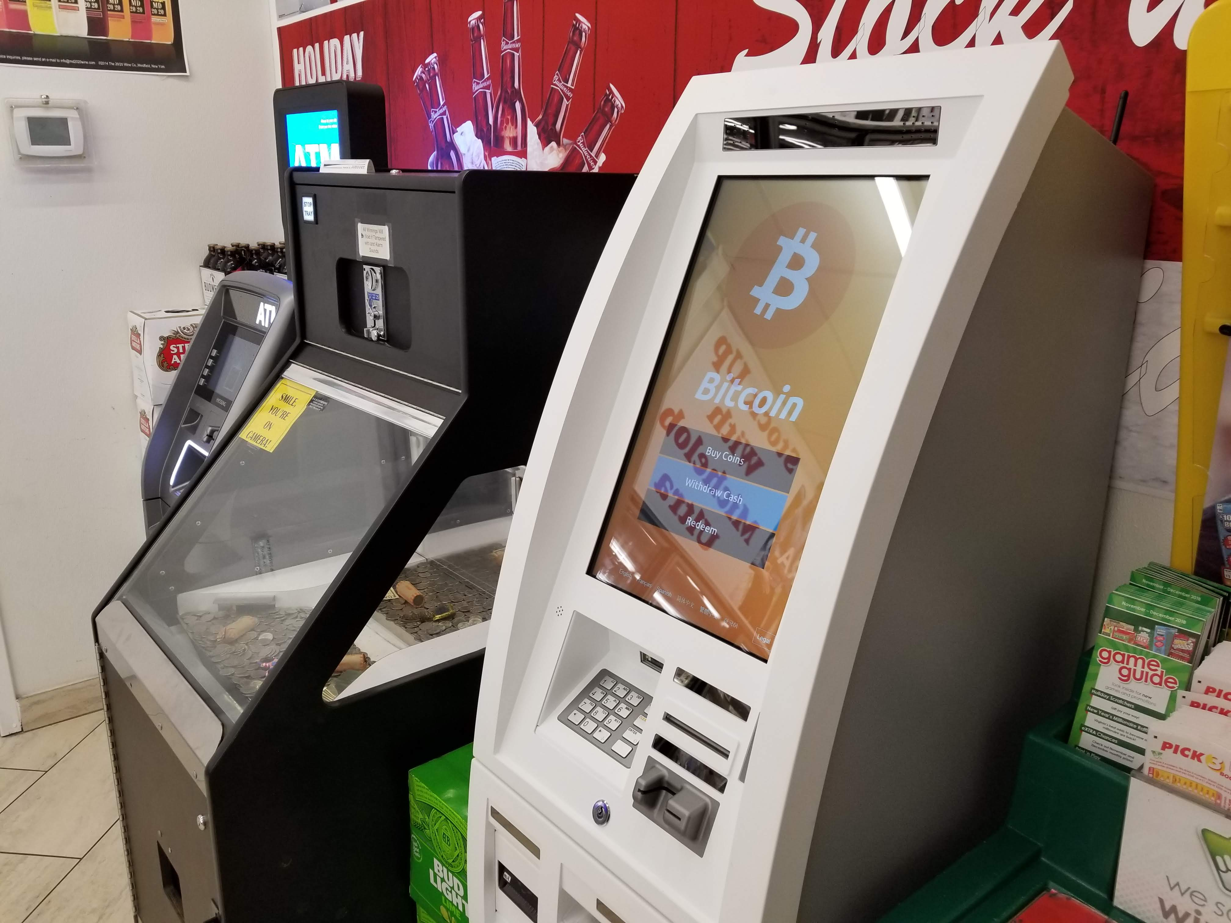 bitcoin money machine