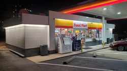 Bitcoin ATM inside Shell Gas Station