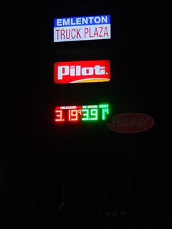 Pilot Sign