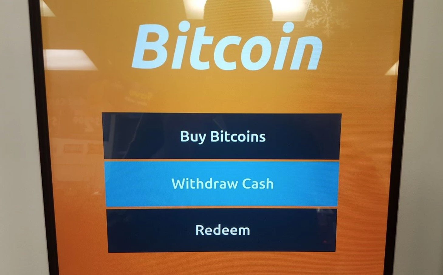 Buy & Sell Bitcoin ATM