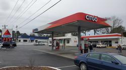 Bitcoin ATM inside Citgo Gas