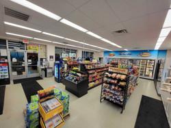 Inside Super Mart