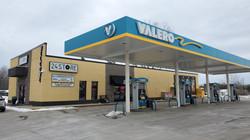 Bitcoin ATM inside Valero Gas