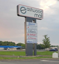 Eastwood Mall sign