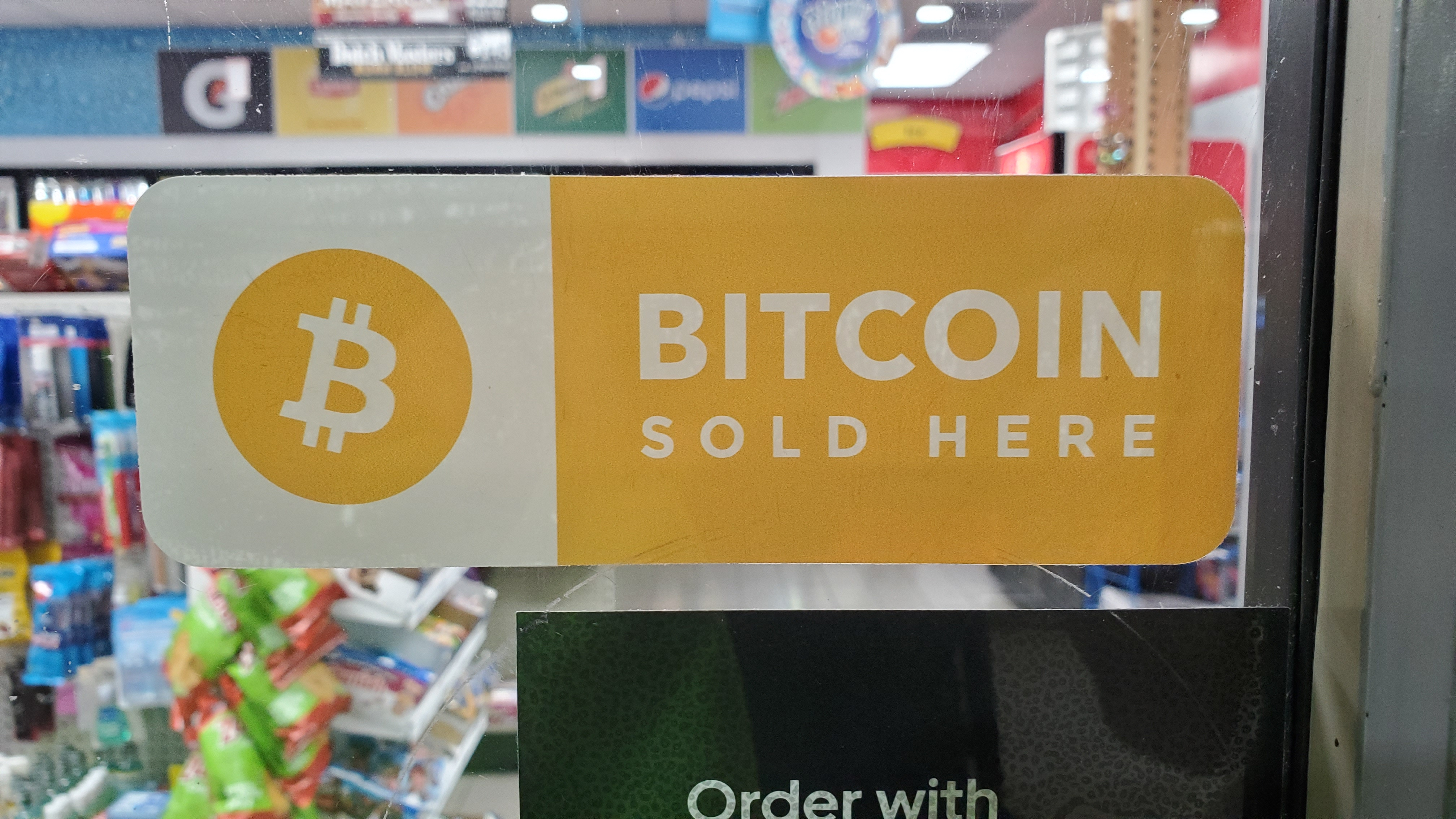 Bitcoin Sold Here