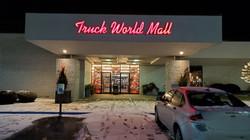 Bitcoin ATM inside Truck World Mall