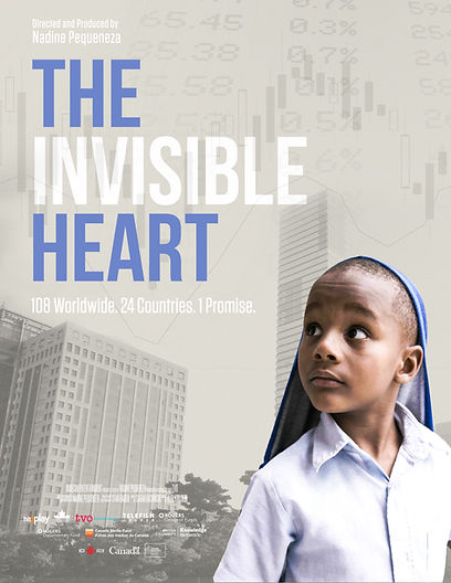 poste for The Invisible Heart