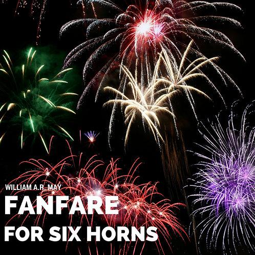 Fanfare For Six Horns